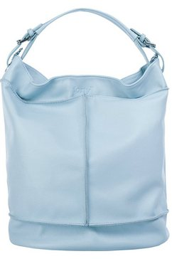 forty degrees shopper blauw