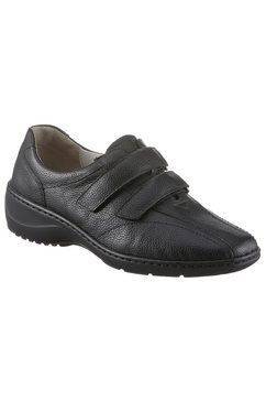 waldlaeufer klittenbandschoenen »kya« zwart