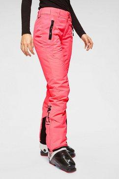 chiemsee skibroek roze