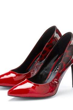 lascana pumps rood
