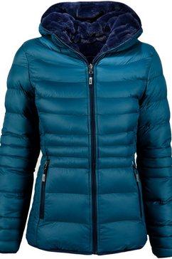 deproc active tweezijdig te dragen jack »gilmour new reversal women« blauw