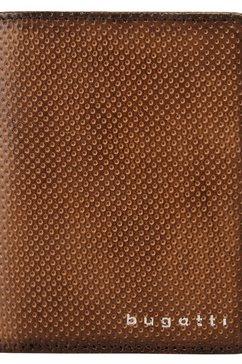 bugatti portemonnee »perfo« bruin