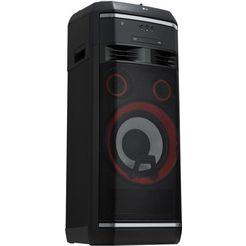lg »ol100« stereo-partyluidspreker (bluetooth) zwart