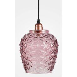 kayoom hanglamp »vila«, paars