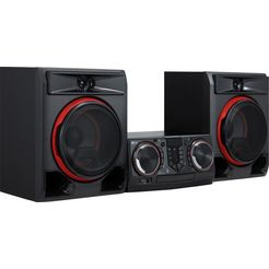 lg »cl65« micro-set zwart
