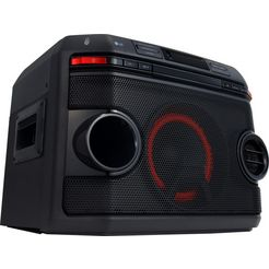 lg »ol45« luidspreker (bluetooth) zwart
