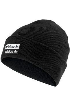 adidas originals beanie »vocal cuff knit« zwart