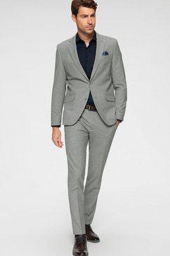 bugatti kostuum grijs