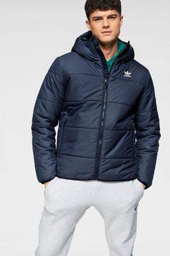 adidas originals winterjack jacket padded blauw