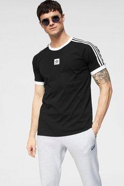 adidas originals t-shirt »cali 2.0 tee« zwart