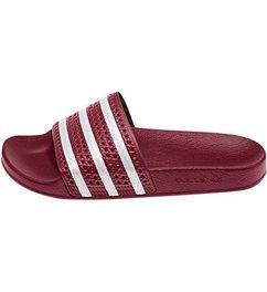 adidas originals badslippers »adilette« rood
