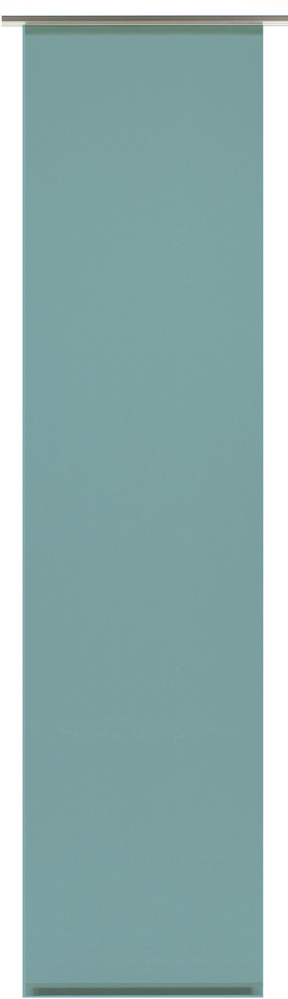 GARDINIA paneelgordijn stof uni HxB: 245x60 (1 stuk) bestellen: 30 dagen bedenktijd