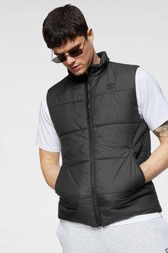 adidas originals bodywarmer »vest« zwart