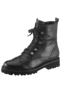 gabor hoge veterschoenen zwart