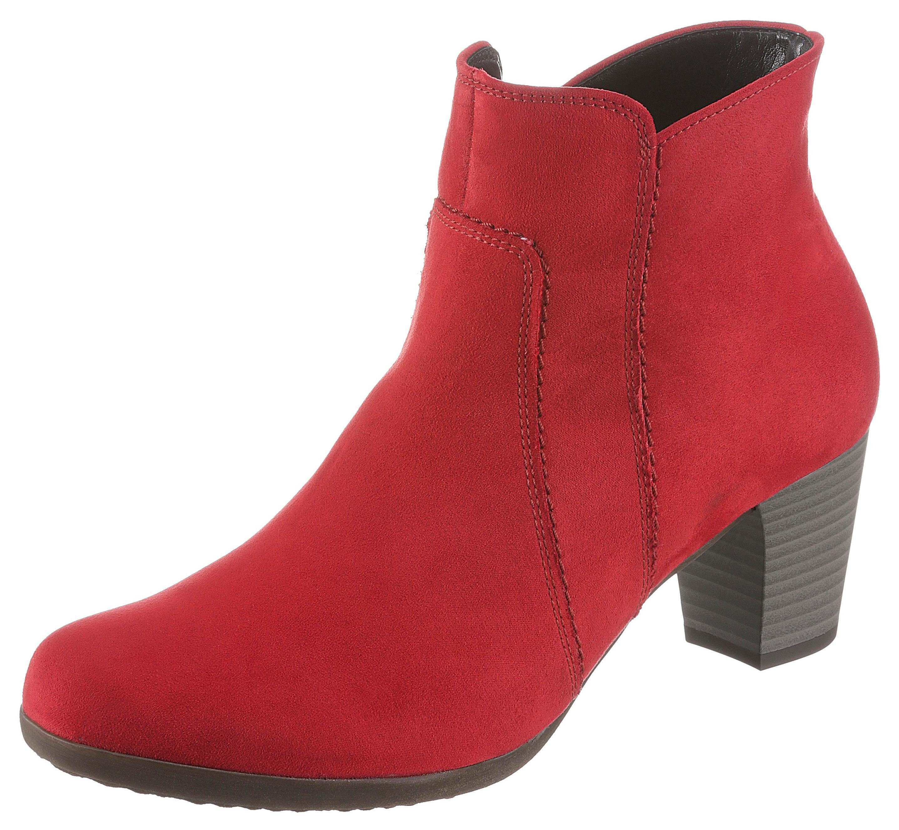 Rode enkellaarsjes online kopen | Fashionchick.nl