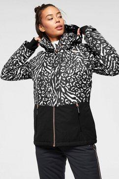 brunotti ski-jack »tiger-heron« zwart