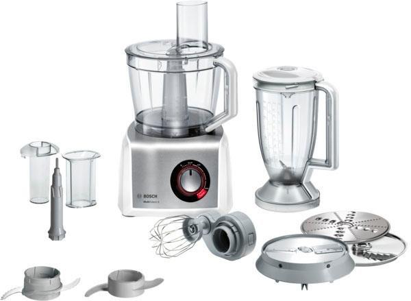 BOSCH compacte keukenmachine Multitalent 8 MC812S814 - verschillende betaalmethodes