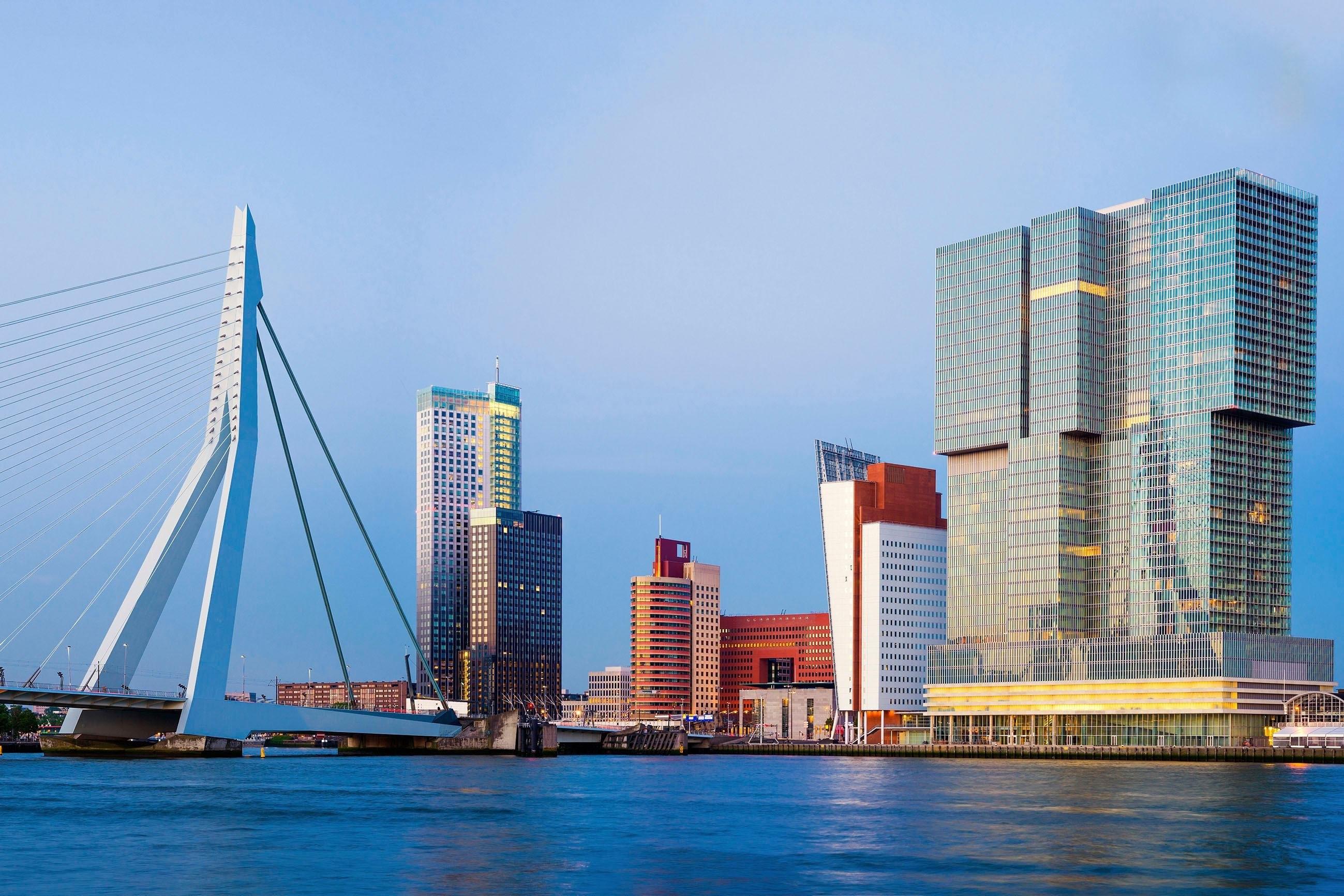 Places of Style Artprint op acrylglas Stad online kopen op otto.nl