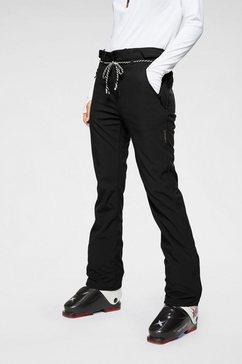 brunotti skibroek »tavors« zwart
