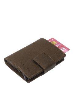 figuretta mini-portemonnee bruin