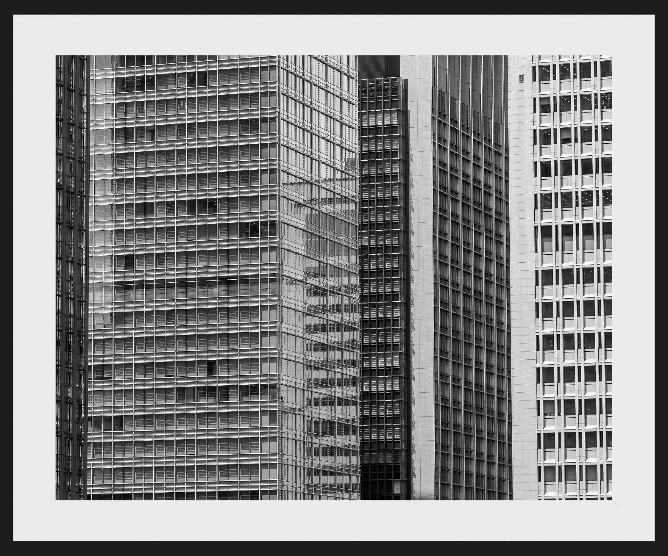 Places of Style wanddecoratie Flatgebouwen met frame in de webshop van OTTO kopen