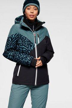 brunotti ski-jack »sheerwater« blauw