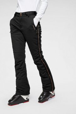 brunotti skibroek »jaribu« zwart