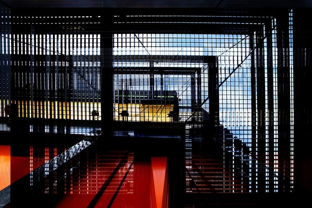 Places of Style artprint op acrylglas Industrie veilig op otto.nl kopen