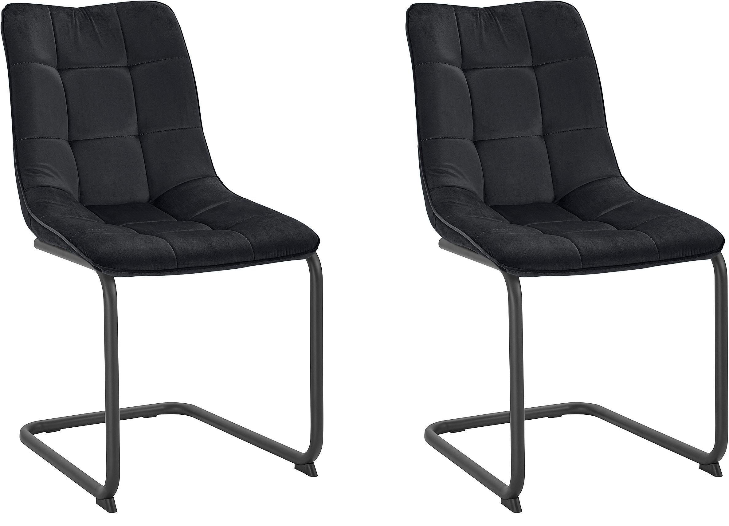 Hela Vrijdragende stoel »JENNY 1 S« (set van 2 of 4) bestellen: 30 dagen bedenktijd