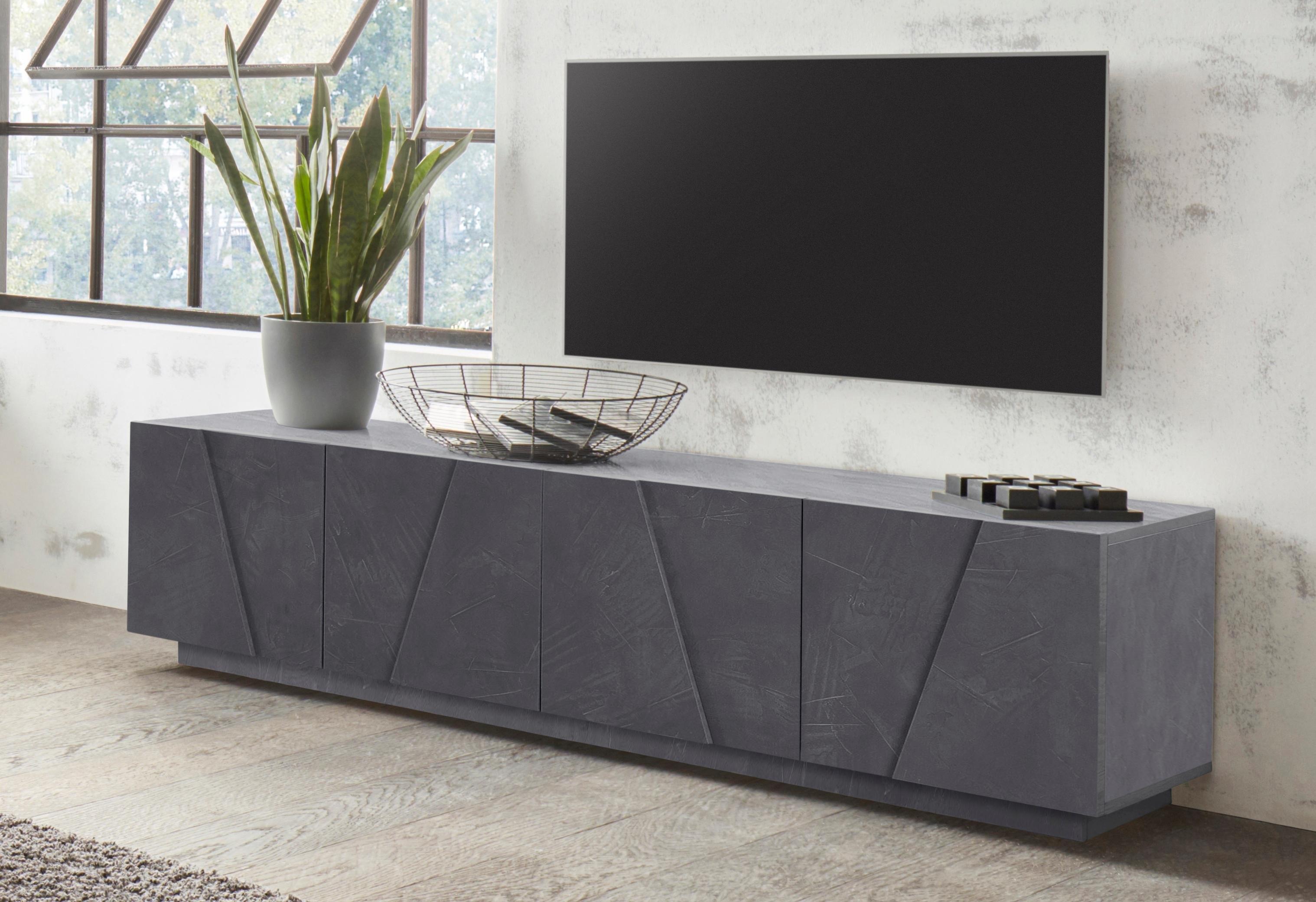 Tecnos tv-meubel Ping Breedte 162,4 cm nu online kopen bij OTTO