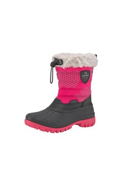 icepeak outdoor winterlaarzen »atka jr« roze