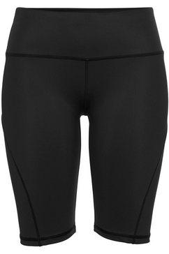 active by lascana fietsbroekje »basic bottoms« zwart
