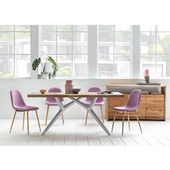sit eettafel »tables« oranje