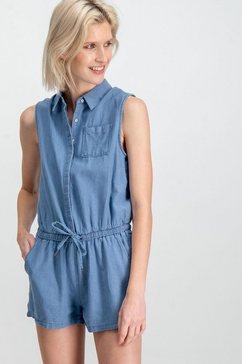garcia jumpsuit blauw