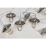 home affaire led-lichtsnoer zilver