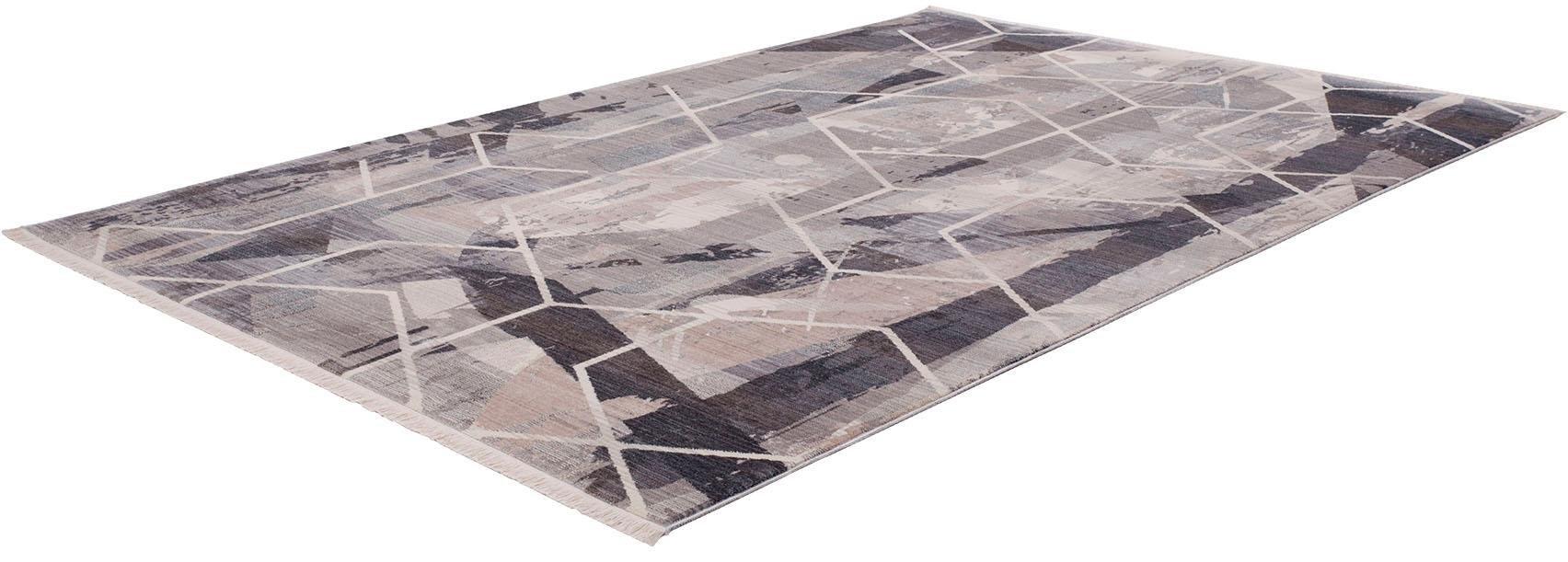 Obsession Vloerkleed, »My Laos 458«, rechthoekig, hoogte 14 mm veilig op otto.nl kopen