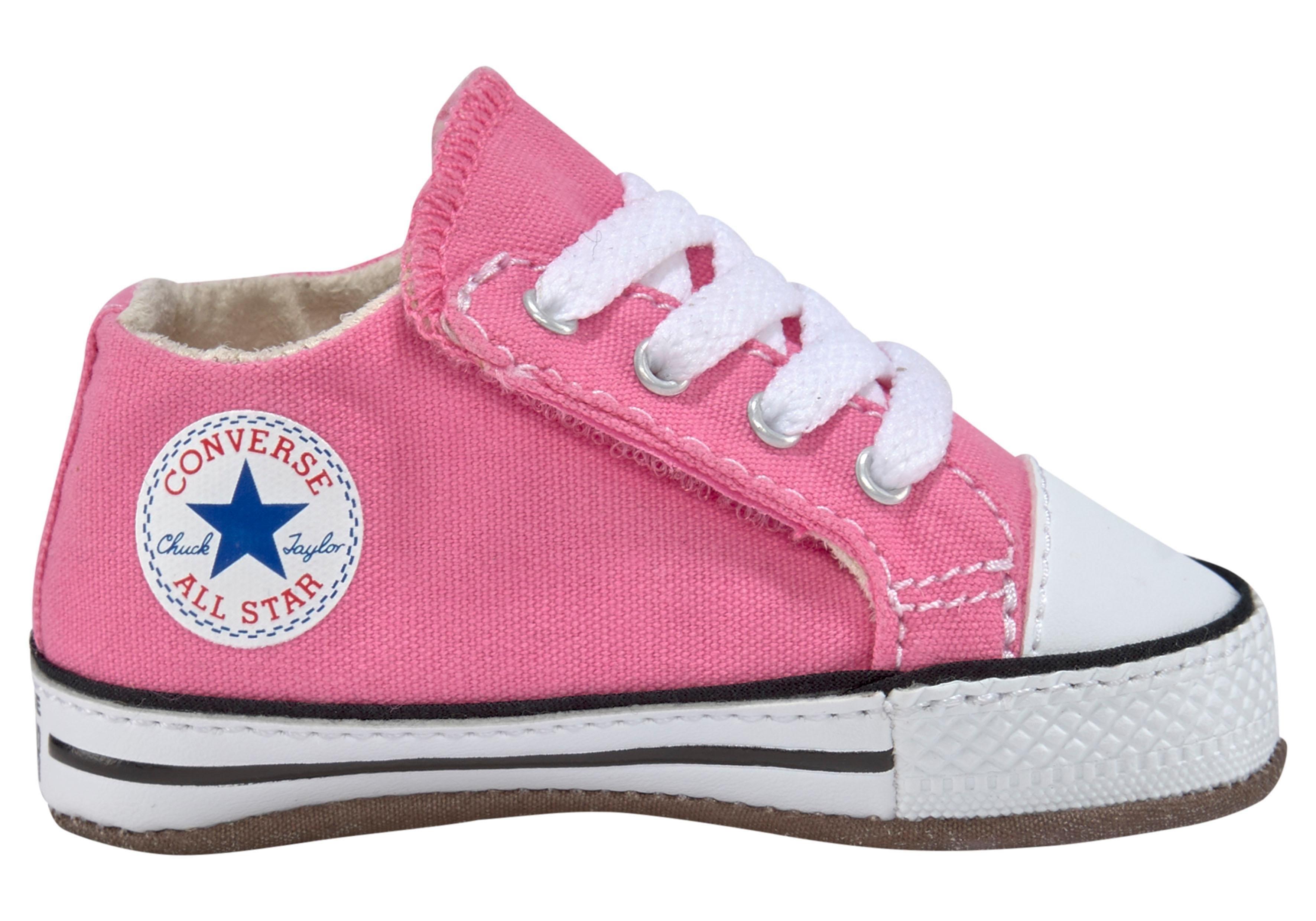 Converse babyschoentjes Chuck Taylor All Star CRIBSTER CANVAS COL bestellen: 30 dagen bedenktijd