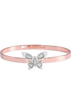 megan  friends armband »butterfly, vlinder, mf20095-04« goud