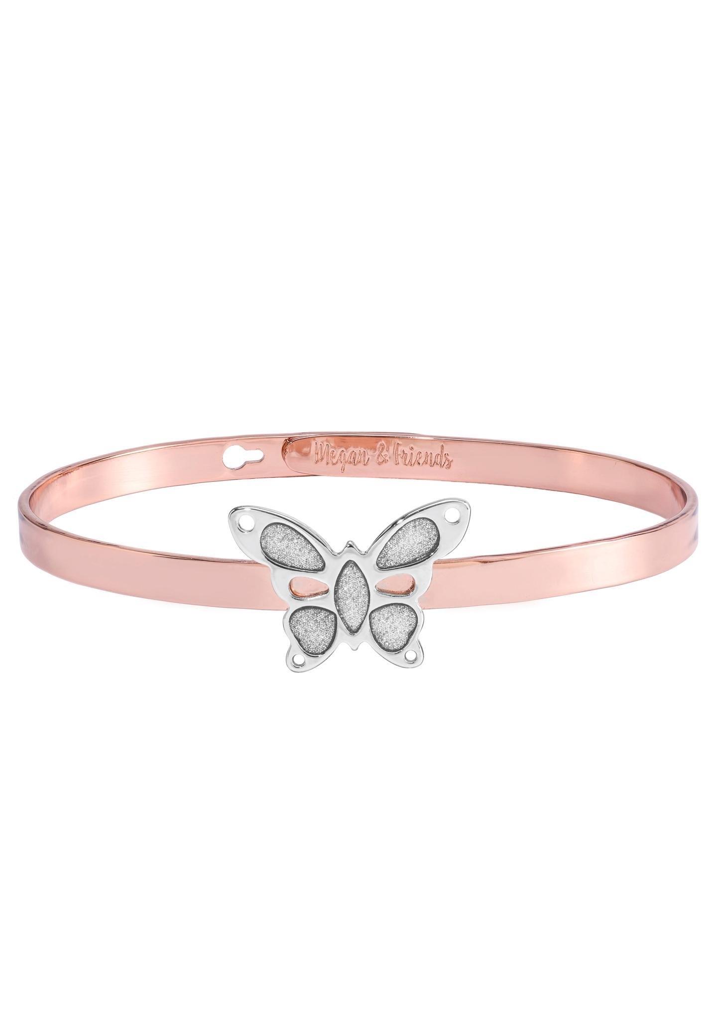 Megan & Friends armband »BUTTERFLY, vlinder, MF20095-04« veilig op otto.nl kopen