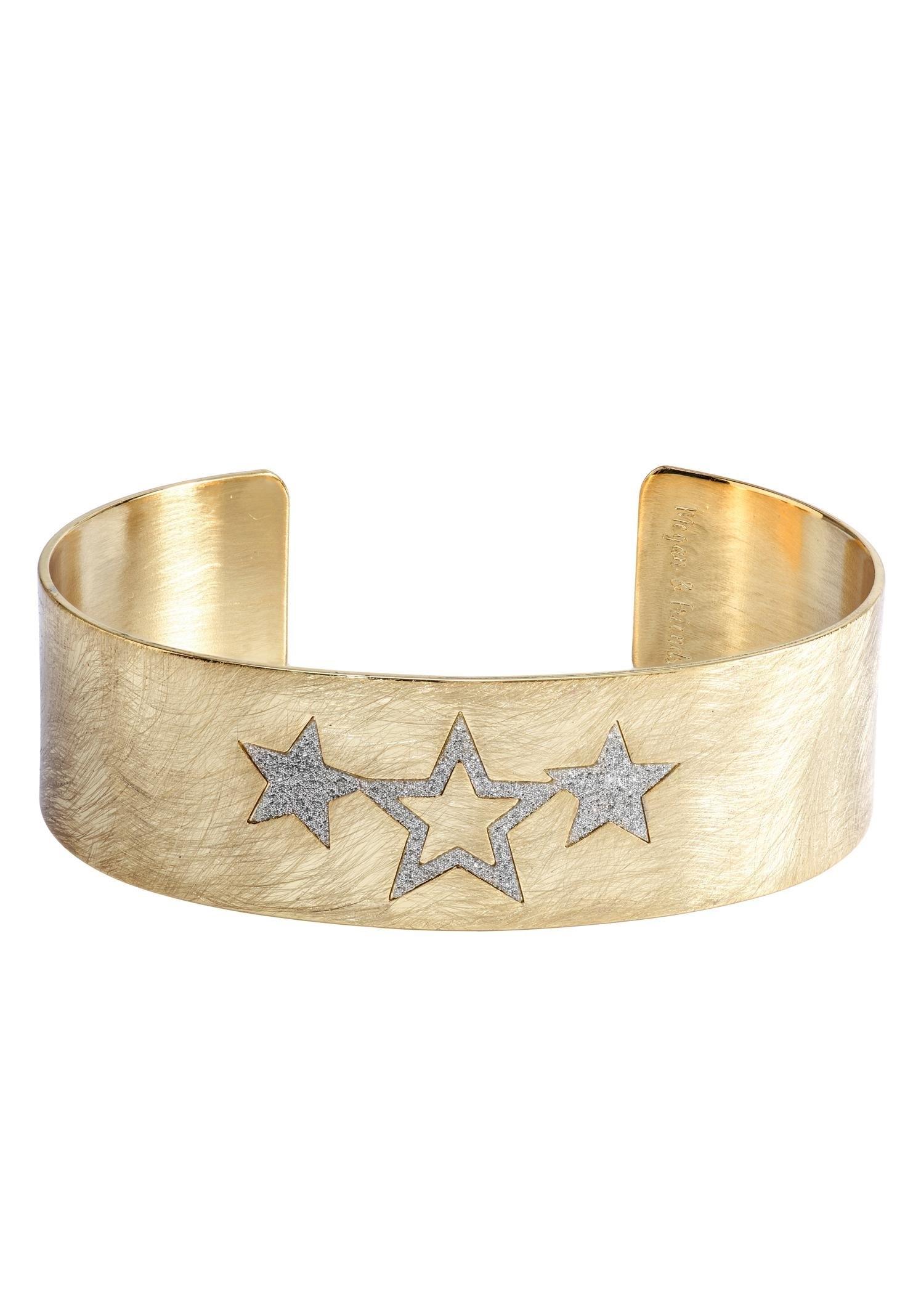 Megan & Friends klemarmband »STARS, sterren, MF20090-02« in de webshop van OTTO kopen