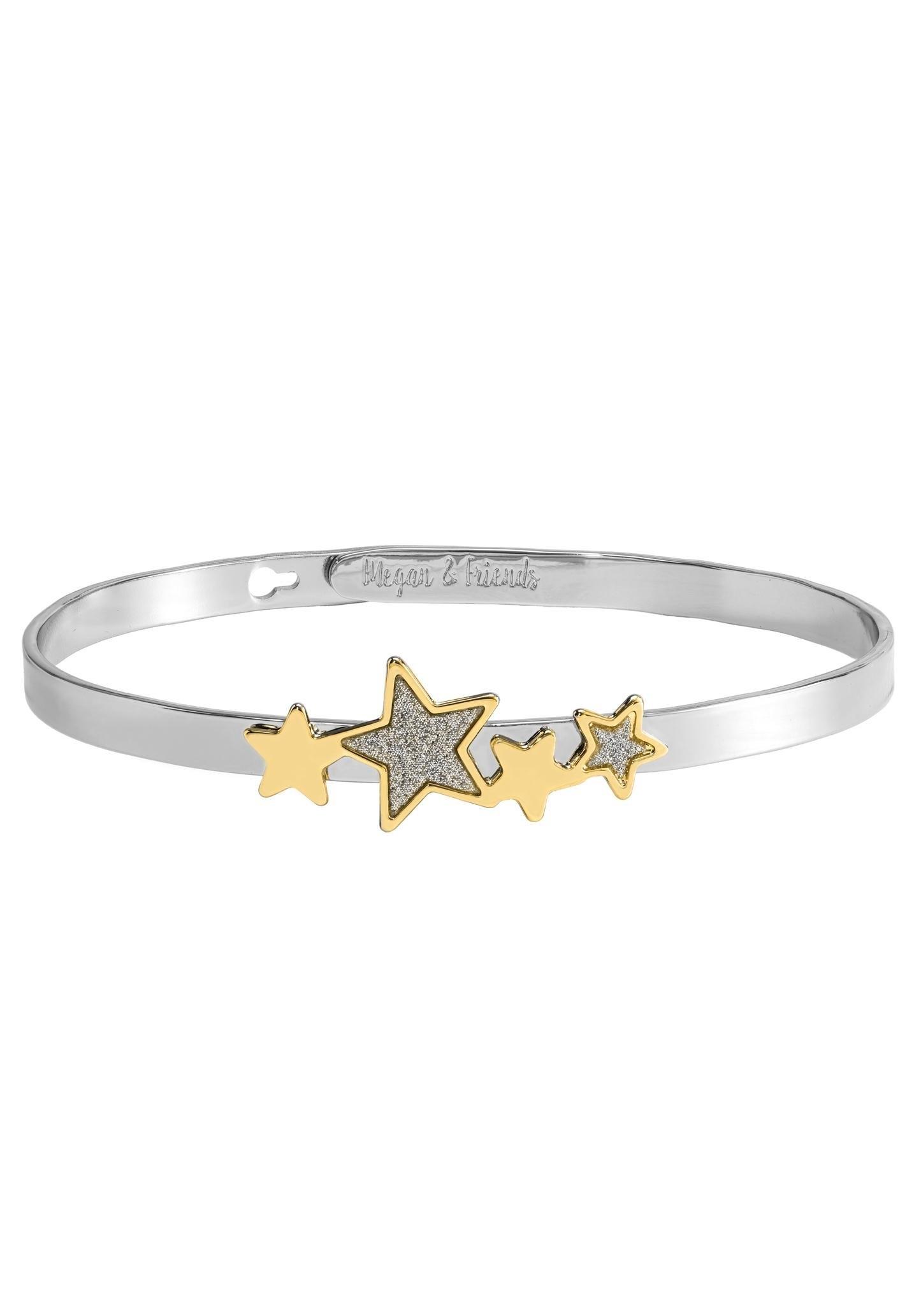 Megan & Friends armband »STARS, sterren, MF20096-01« - verschillende betaalmethodes