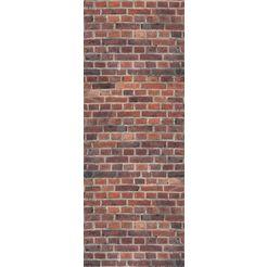 baukulit bekledingspaneel »red brick«, 3d-effekt, 2,65-7,95 m² rood