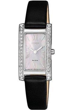 citizen solar-horloge »ex1471-16d« zwart