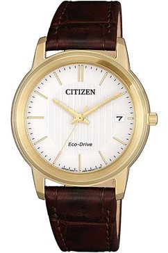 citizen solar-horloge »fe6012-11a« bruin
