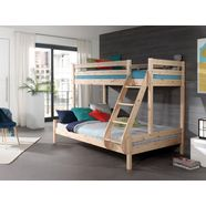 vipack stapelbed »martin« beige