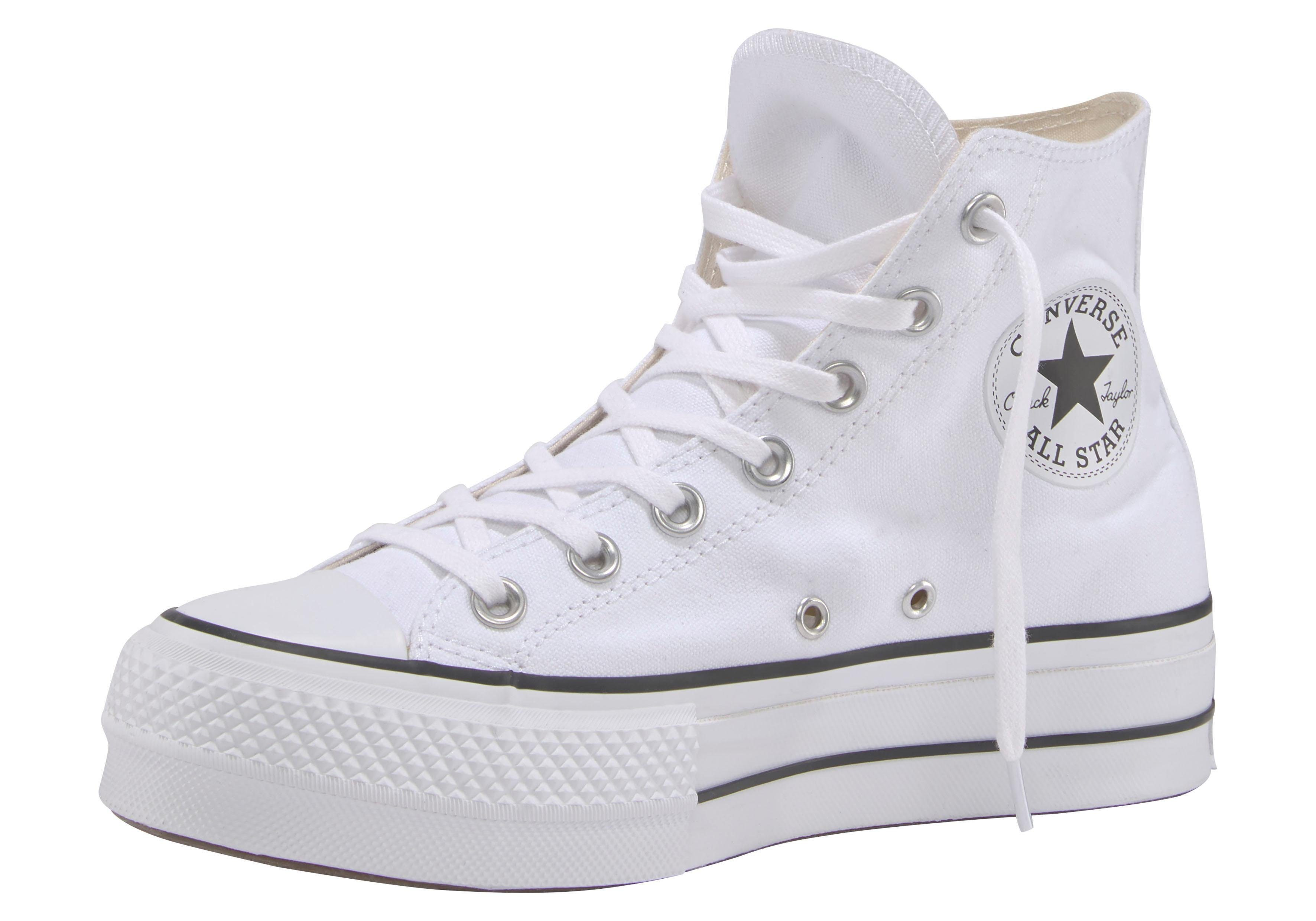 Converse plateausneakers »CTAS Lift Hi«