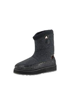 luhta boots zonder sluiting »mukava ms« zwart