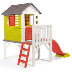 smoby speelhuis huis op palen multicolor