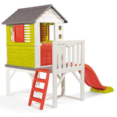 Smoby 810800 Speelhuisje op palen speelgoedhuis