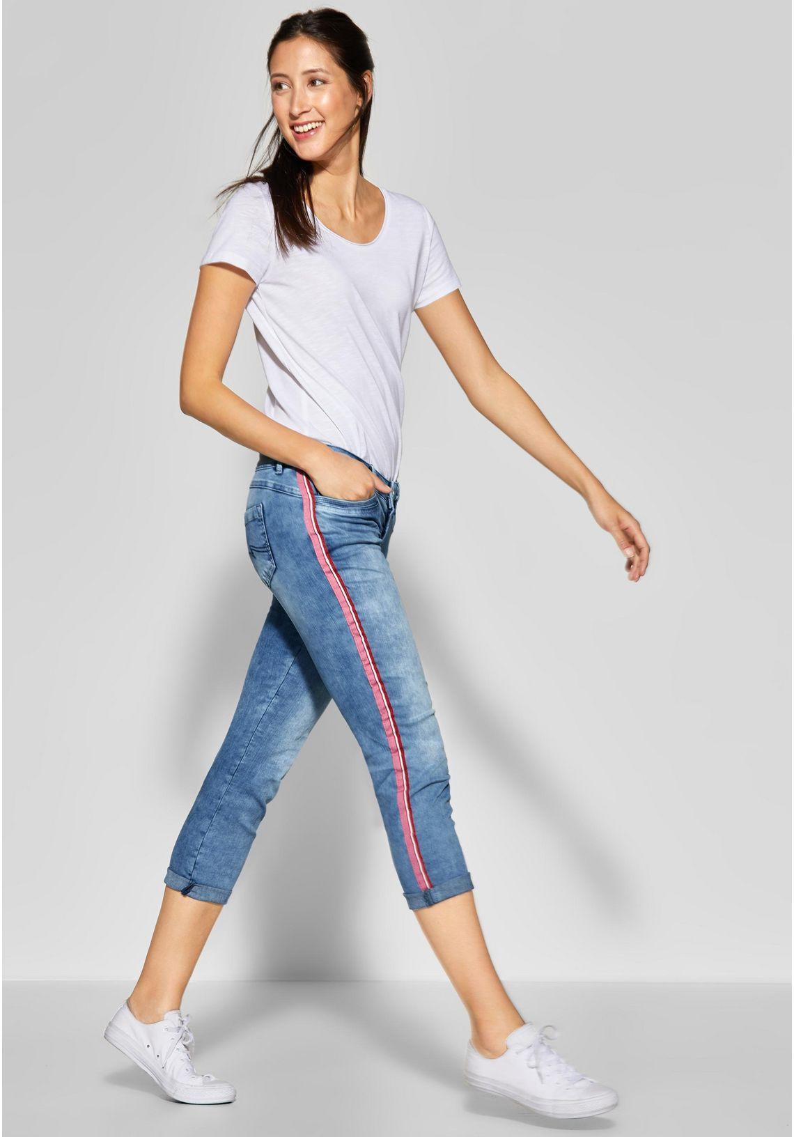 Street One Comfort Fit Jeans Nu Online Bestellen Blauw bP2m06jP